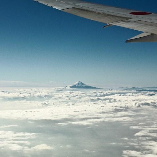 Sky above tokyo