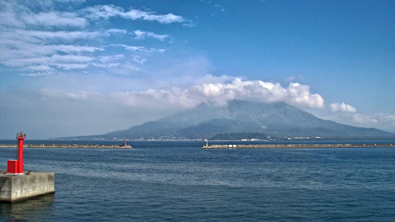 Kagoshima-port