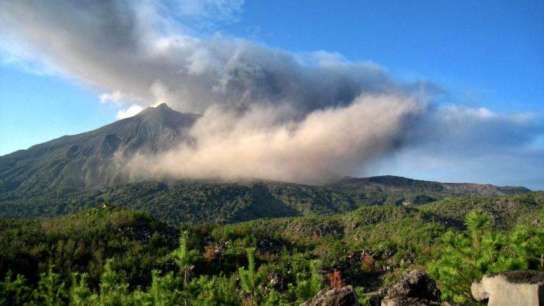 Sakurajima Arimura viewpoint