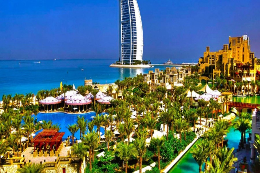 5 Days / 4 Nights Dubai Holiday Package