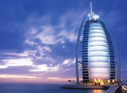 4 Days/ 3 Nights Dubai Tour - Destination Kenya