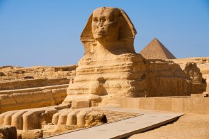 Egypt-Sphinx
