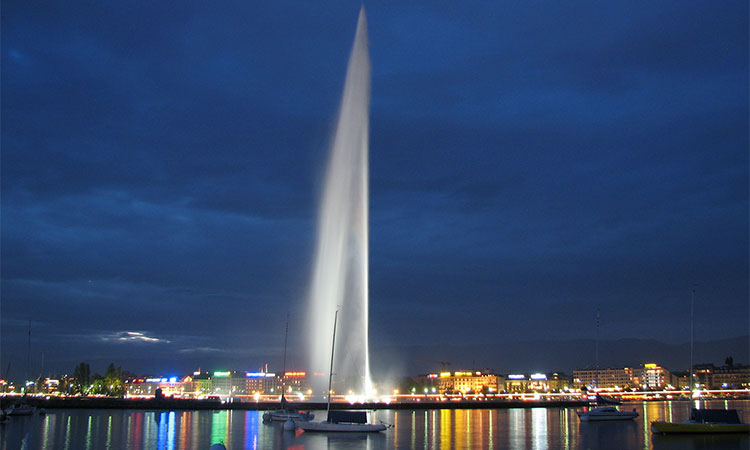 Top 10 Most Expensive Fountains: King Fahd's Fountain