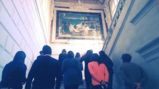 Destination Langues Marseille Beaux-Arts Mural