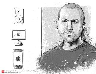 Jonothan Ive dessins - worksdesigngroup.com