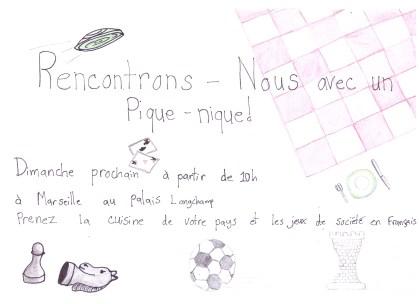Rencontrons nous! Destination Langues Marseille 2016