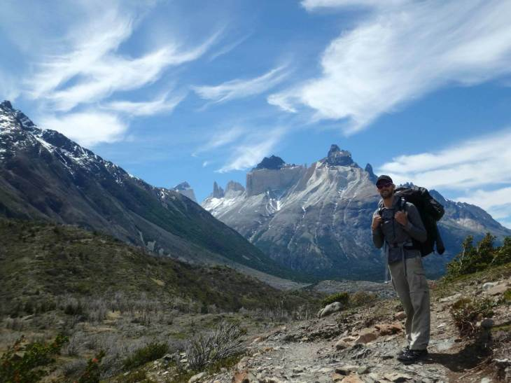 the torres del paine w trek