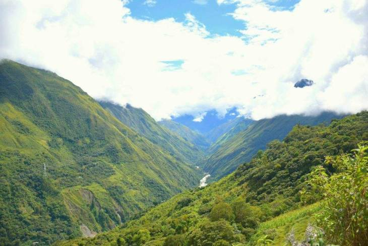 the weather along the salkantay trek