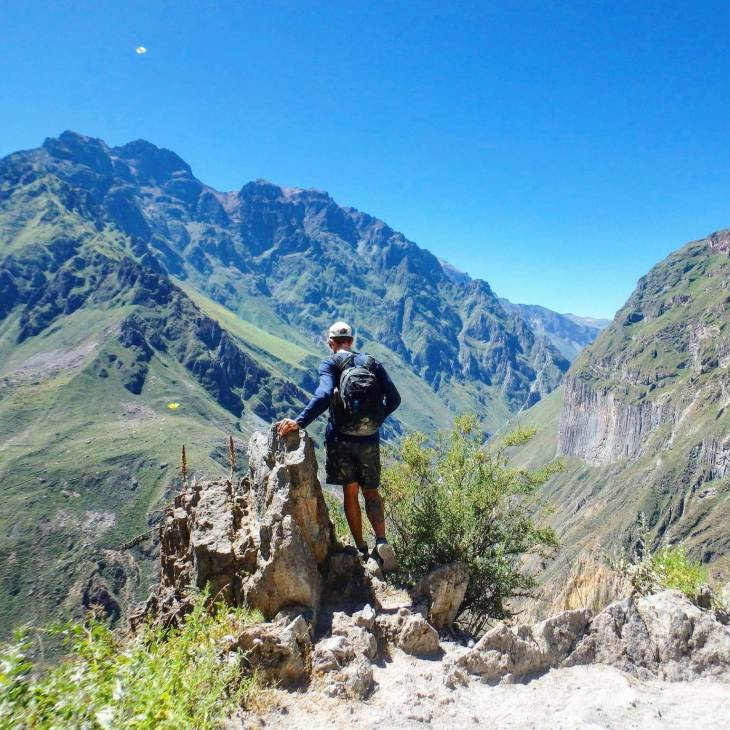 day one of the colca canyon tour