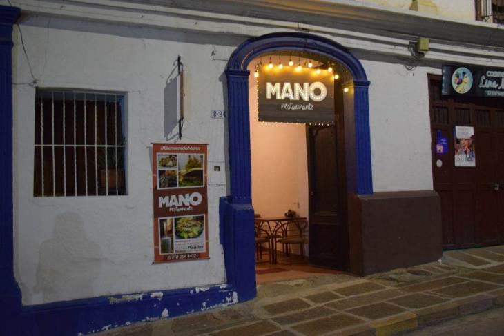 Mano restaurant was affordable and good