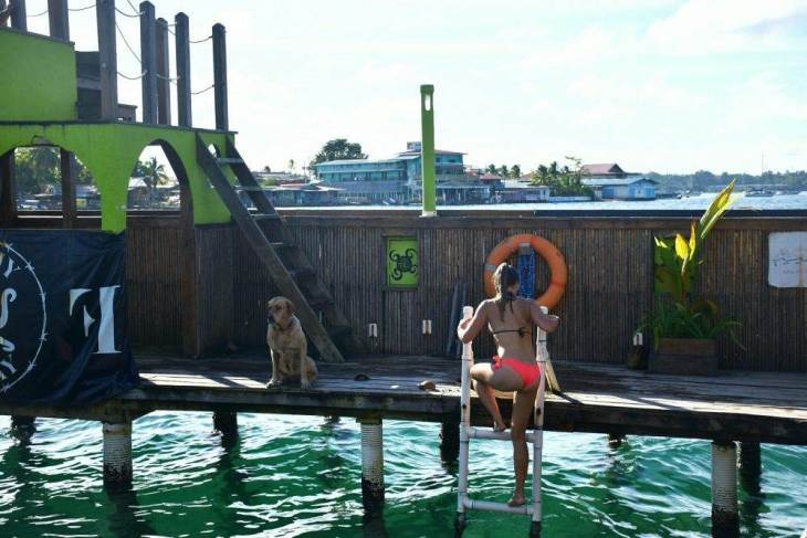 Bocas del Toro backpacking guide things to do