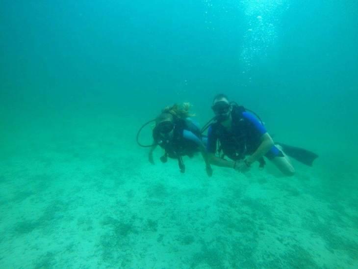 Scuba Diving Bocas del Toro