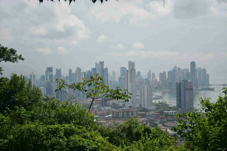 What to do in Panama, check out the amazing city center
