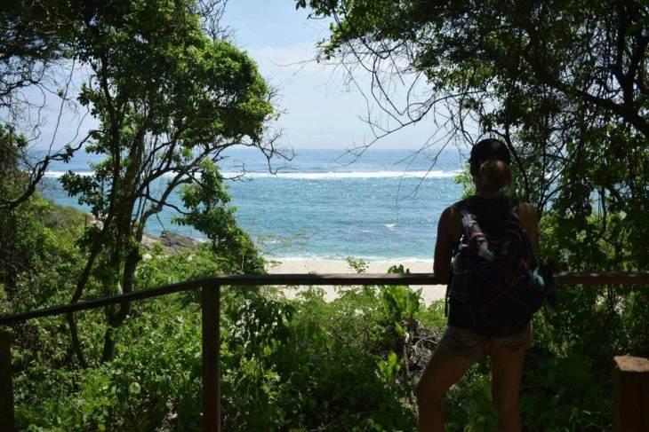 the best beach in tayrona