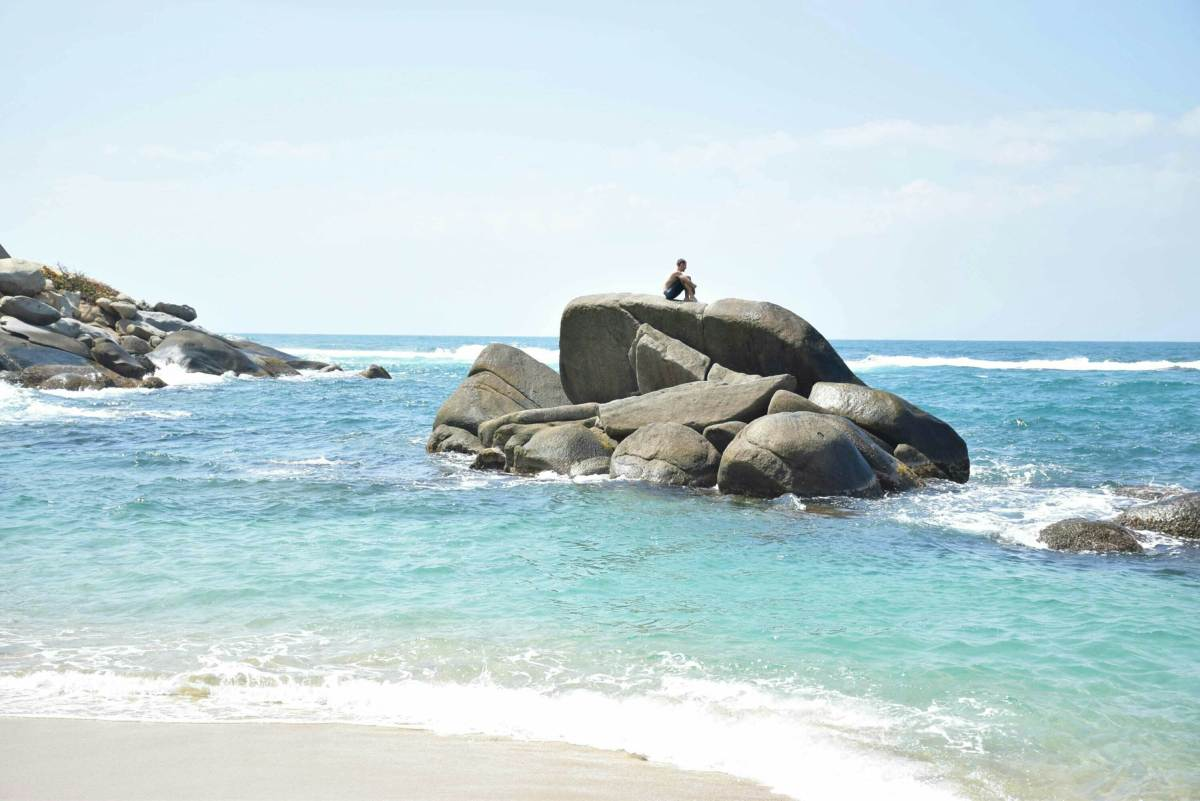 this is where to stay in Tayrona National Park
