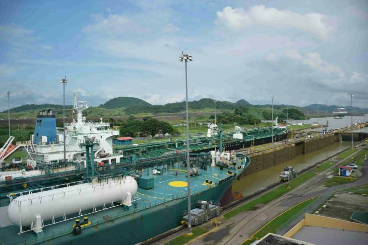 Going to the Panama canal is what to do in panama