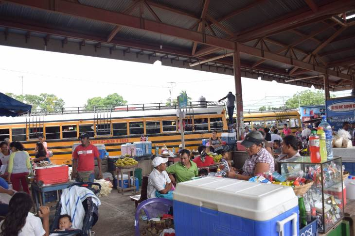 costa rica to nicaragua by bus