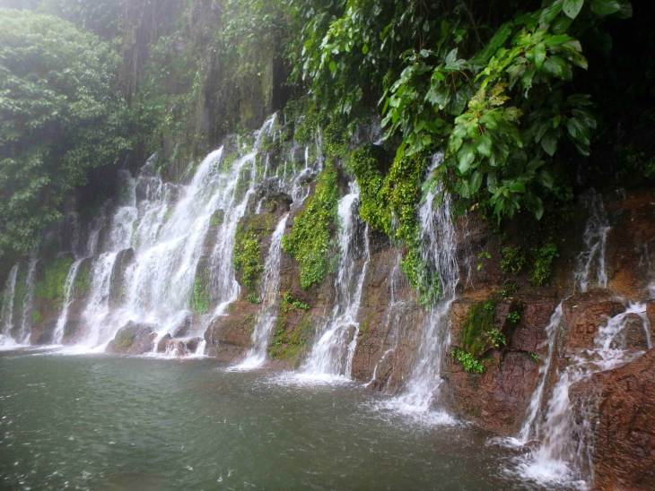 The Seven waterfalls
