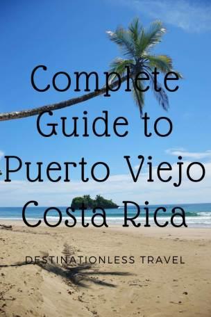 guide to puerto viejo costa rica