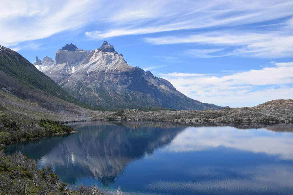a beautiful photo from the Torres del Paine