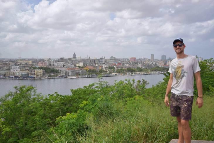viewpoint in Havana