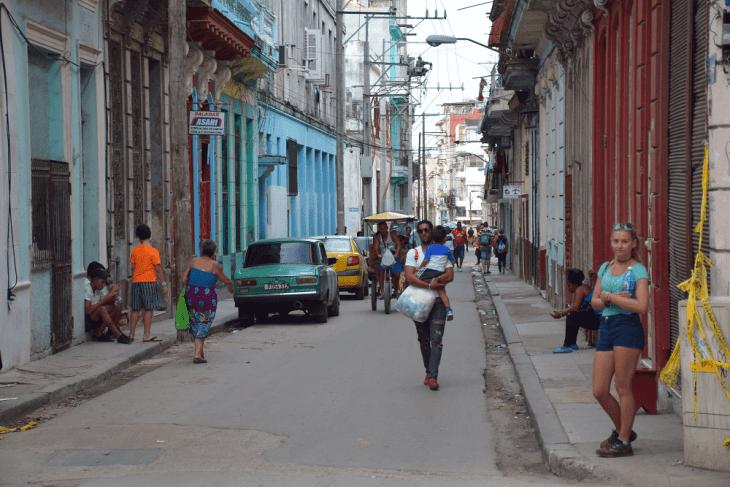cuba photo gallery of central havana