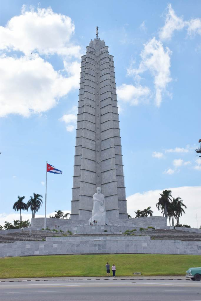 the revolution monument