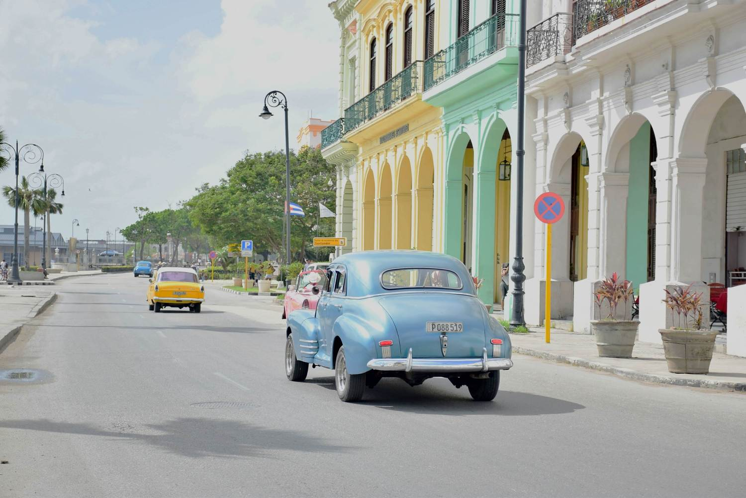 our adventures backpacking in Cuba