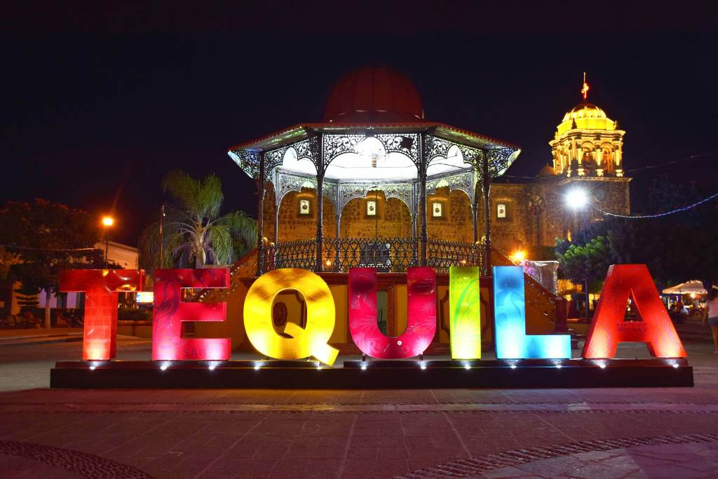 the town of Tequila offers the best Tequila tours in Mexico