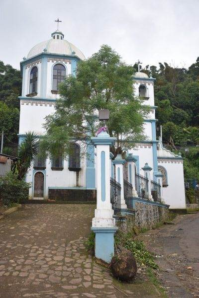 juayua is one of the best places to visit in the ruts de las flores