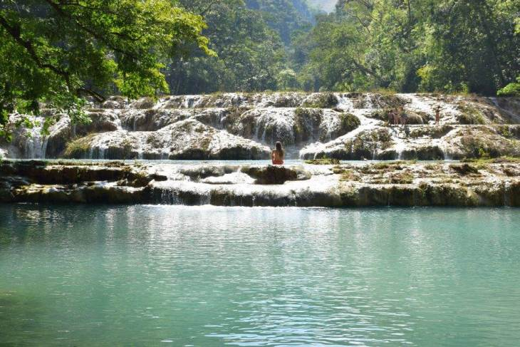semuc champey is one of the best places to visit in central america