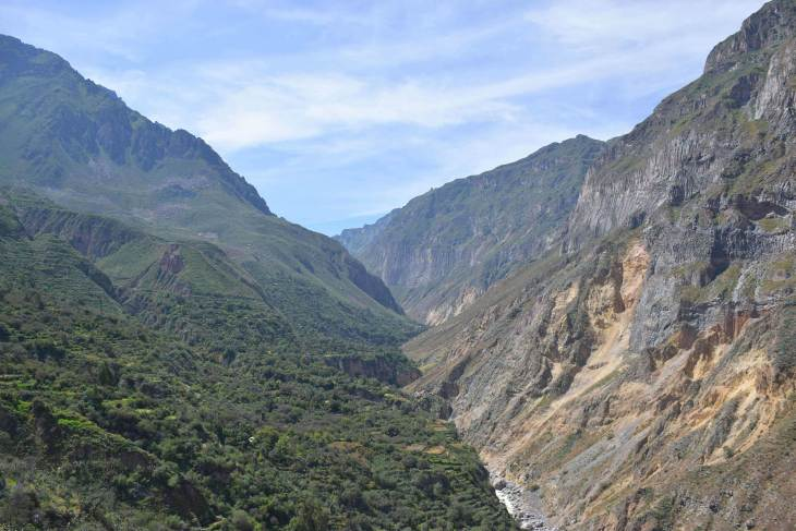 Colca Canyon is a Peru Highlights