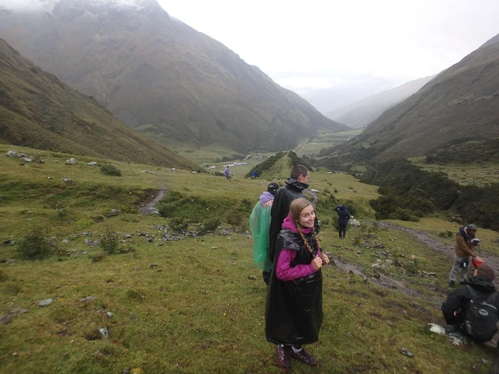 Hiking Peru in Poncho's
