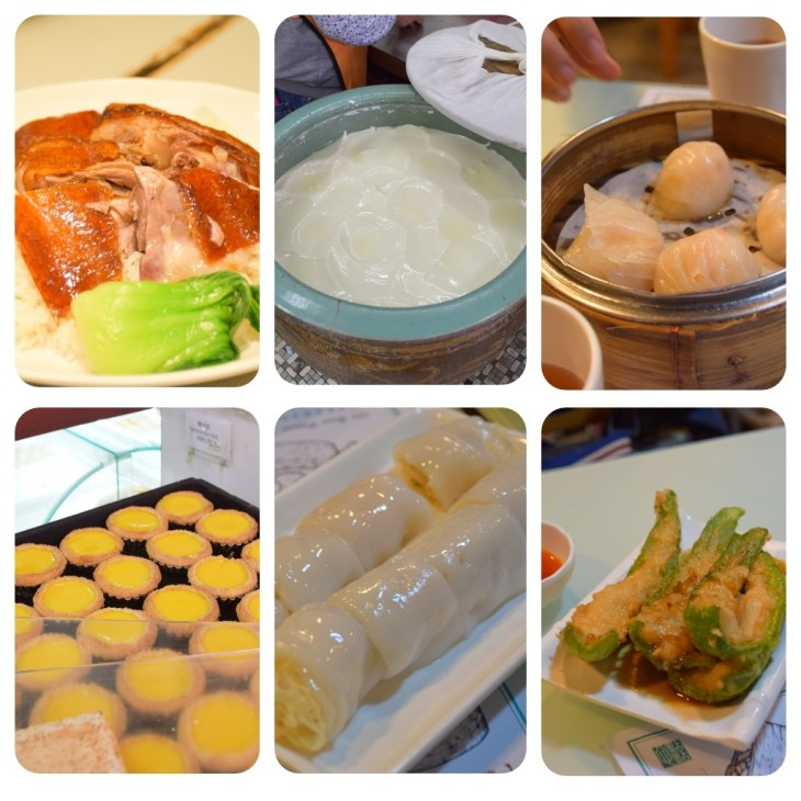 Backpacking in Hong kong food tour