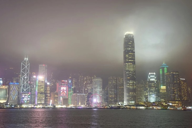 Backpacking in Hong Kong an be done on a badjet
