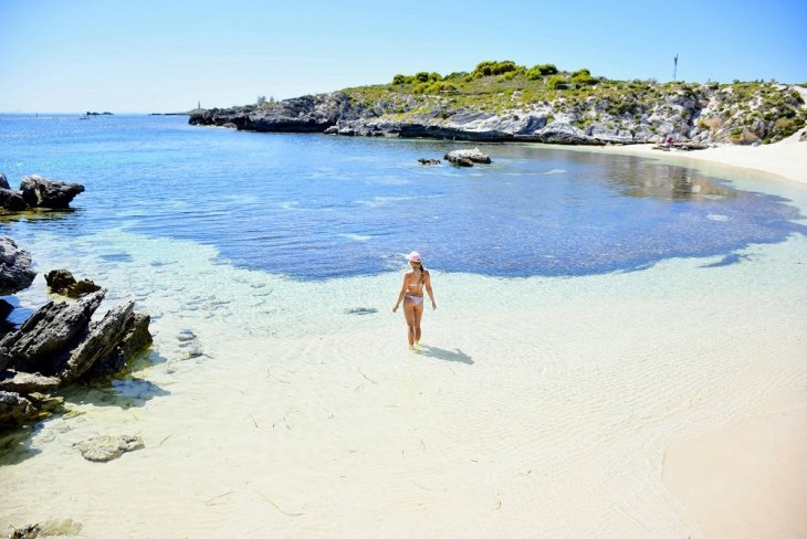 Rottnest Island is a day trips from Perth