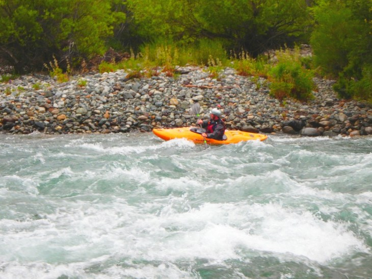 Patagonia highlights include Kayaking