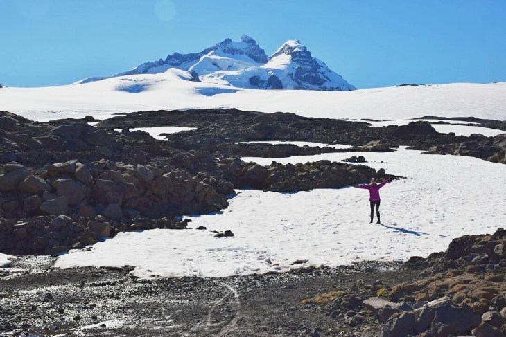 Cerro Tronador Patagonia Highlight