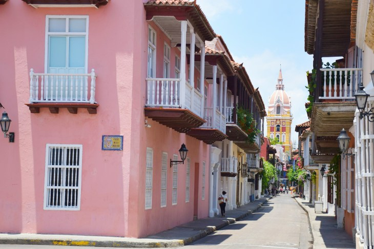 Cartagen in our Colombia travel guide