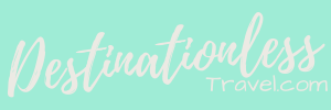 destinationless travel blog