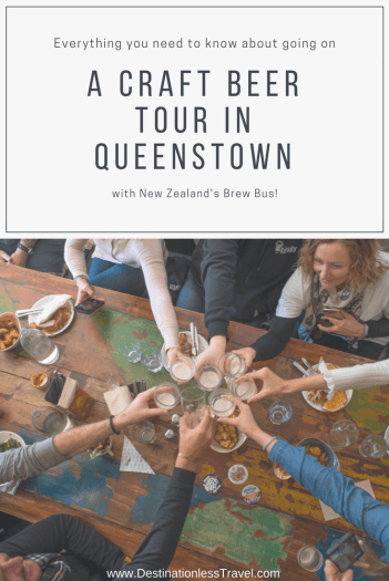 A guide to going on a craft beer tour in queenstown
