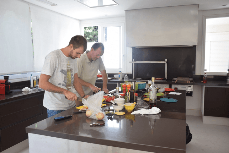easy hostel meals