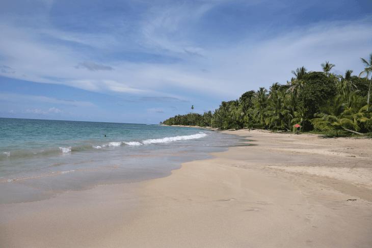 punta uva beach near putero viejo