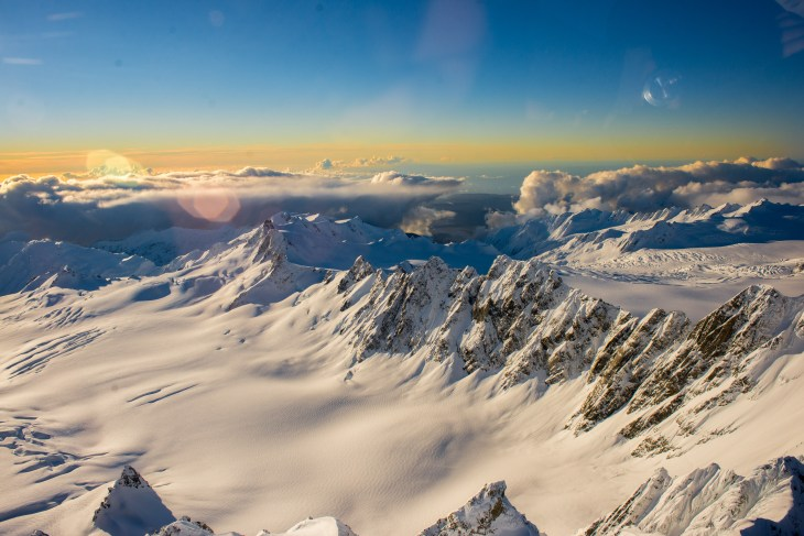 Mount Cook Helicopter flights