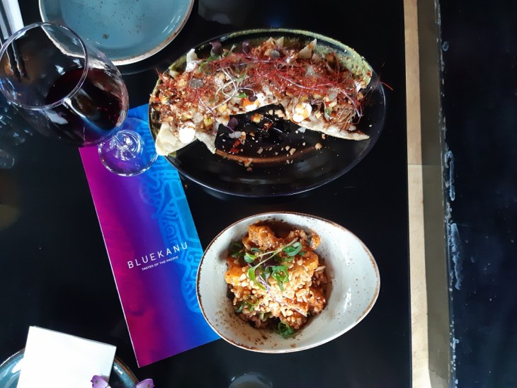 blue kanu is one of the best restaurants in queenstown