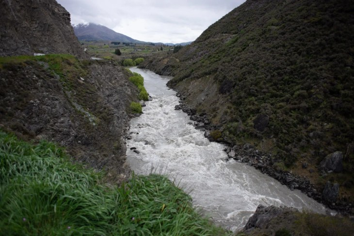 the shotover river