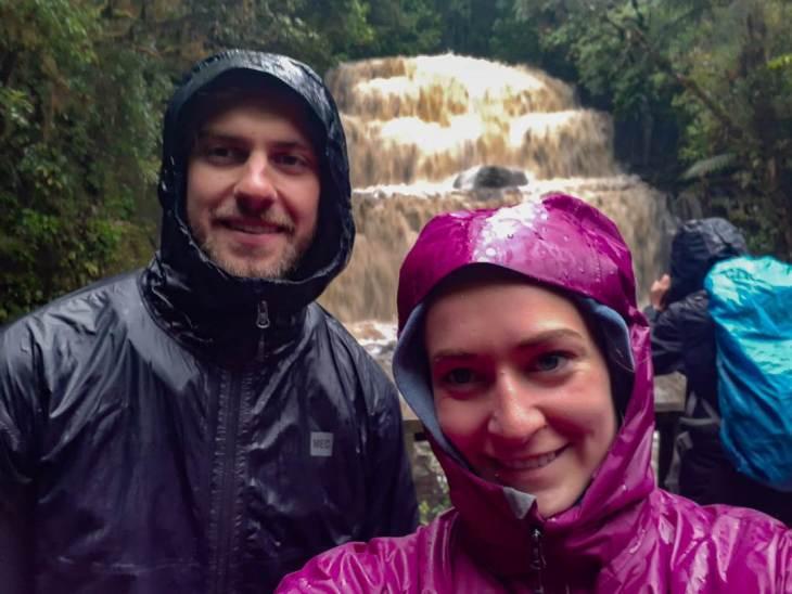 Catlins waterfalls