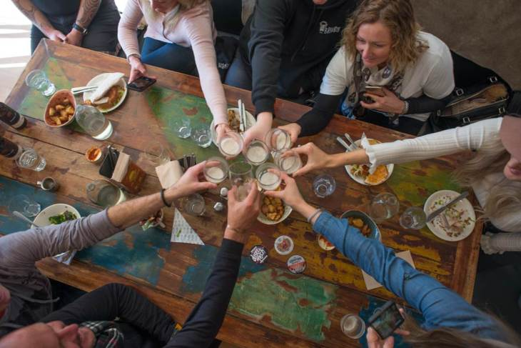 Best tours in Queenstown include a beer tour