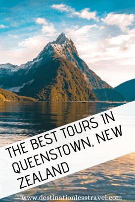 Best tours in Queenstown Pin