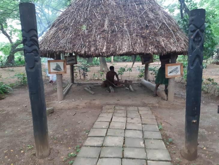 fiji culture village bures
